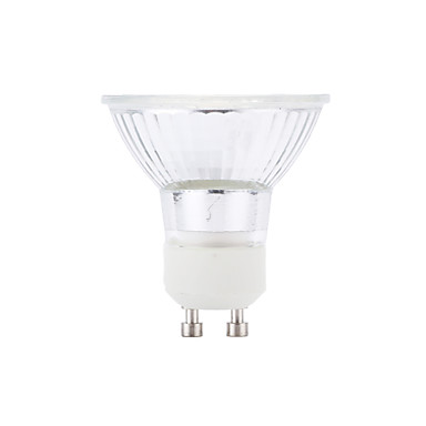 GMY® 1kpl 5W 380 lm GU10 LED-kohdevalaisimet MR16 1 ledit COB Lämmin valkoinen AC 220-240V