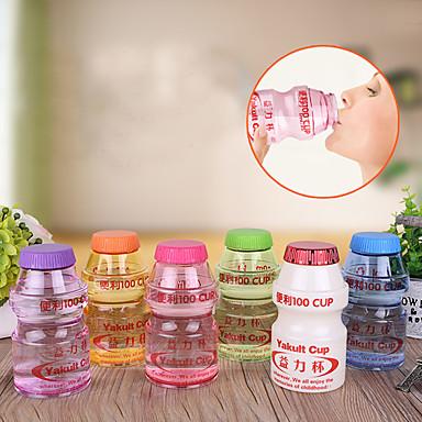καινοτομία Yakult κύπελλο drinkware, 500 ml στεγανούς BPA ελεύθερο πλαστικό μπουκάλι χυμό νερό