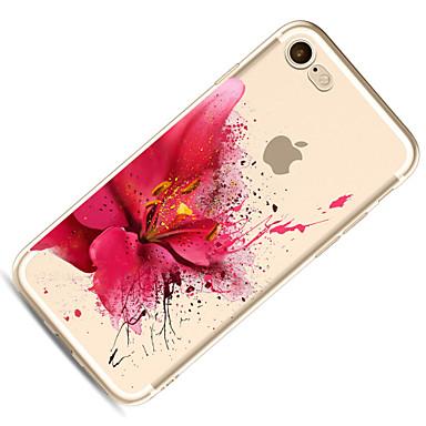 8 iPhone Fantasia Plus TPU decorativo 05579664 iPhone Per iPhone iPhone 8 per Per Custodia 8 Apple iPhone retro X Plus Fiore X disegno Morbido HUwn40