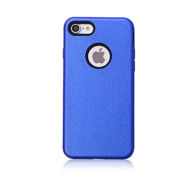 Etui Käyttötarkoitus Apple iPhone 7 Plus iPhone 7 Iskunkestävä Takakuori Yhtenäinen väri Kova PC varten iPhone 7 Plus iPhone 7 iPhone 6s