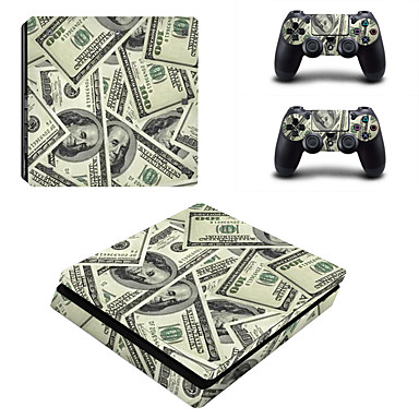 B-SKIN PS4 slim Acțibild - PS4 Slim Novelty #