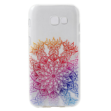 Na Wzór Kılıf Etui na tył Kılıf Kwiat Miękkie TPU na Samsung A5 (2017)