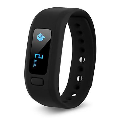 UP2 Inteligentny zegarek Inteligentne Bransoletka iOS Android Wodoszczelny Spalone kalorie Krokomierze Budzik Monitor snu Sportowy