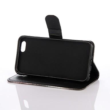 Plus Apple carte credito supporto portafoglio A di 7 iPhone disegno Per Con Con iPhone magnetica 7 Porta Custodia 05598987 chiusura Fantasia Iw5Sq864