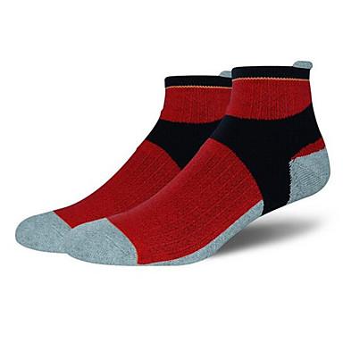 Erkek Çoraplar Serbest Sporlar Badmington Basketbol Giyilebilir Nefes Alabilir Bakterileri Kısıtlar Pochłanianie potu Koruyucu Anti-kayma