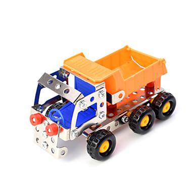 Oyuncak Arabalar Legolar araç Playsets Inşaat Aracı Oyuncaklar Yenilikçi Plastik Metal Parçalar Erkekler Çocukların Günü Hediye