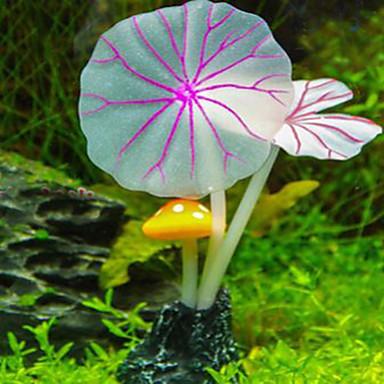 Dekoracja Aquarium Roślina wodna Nietoksyczne i bez smaku Plastik