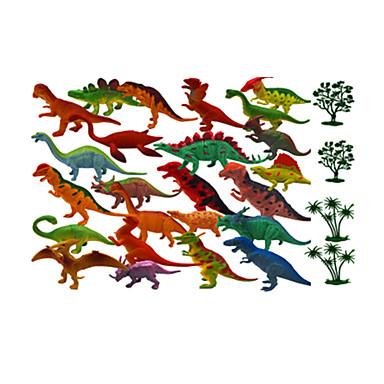 Smoki i dinozaury Zabawki Figury dinozaurów Tyrannosaurus Velociraptor Dinozaur Jurajski Triceratops Dinozaur Tyrannosaurus Rex Animals