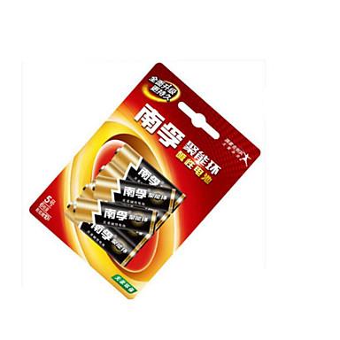 Nanfu lr6aa poli energia pierścienia 5 6 baterii alkalicznych baterii