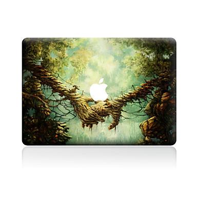 1 τμχ Προστασία από Γρατζουνιές Κινούμενα σχέδια Πλαστικές διάφανες Αυτοκόλλητο Μοτίβο ΓιαMacBook Pro 15'' with Retina MacBook Pro 15 ''