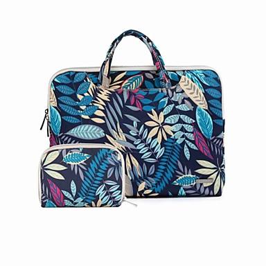 حقائب زهور منسوجات إلى Macbook Pro