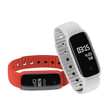 Inteligentne Bransoletka iOS / Android Ekran dotykowy / Wodoszczelny / Spalone kalorie Rejestrator aktywności fizycznej / Rejestrator snu