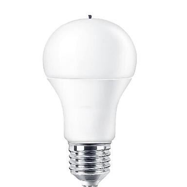 EXUP® 10W 850-900lm E26 / E27 Żarówki LED kulki A60(A19) 12 Koraliki LED SMD 2835 Ciepła biel Zimna biel 220-240V
