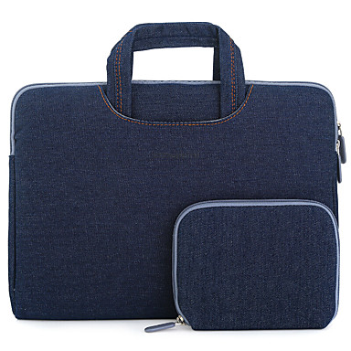 manche couleur unie textile pour macbook pro 13 pouces macbook air 13 pouces macbook pro 13