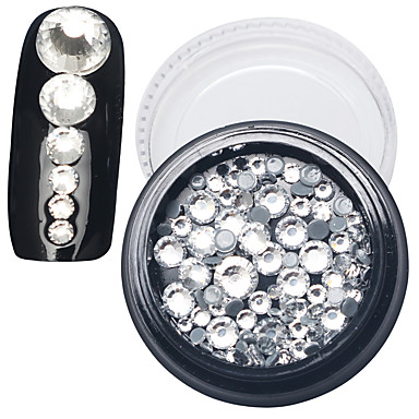 1 Κοσμήματα νυχιών Άλλες διακοσμήσεις Glitters Μοντέρνα Υψηλή ποιότητα Καθημερινά