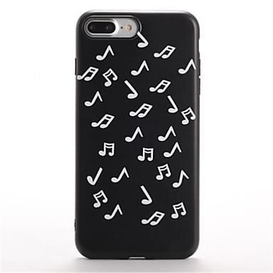 tok Για iPhone 7 Plus iPhone 7 Apple Με σχέδια Πίσω Κάλυμμα Πλακάκι Μαλακή TPU για iPhone 7 Plus iPhone 7