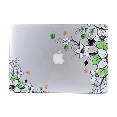 MacBook صندوق إلى زهور بلاستيك MacBook Air 13-inch MacBook Pro 13-inch MacBook Air 11-inch MacBook Pro 13-inchمع شاشة ريتينا
