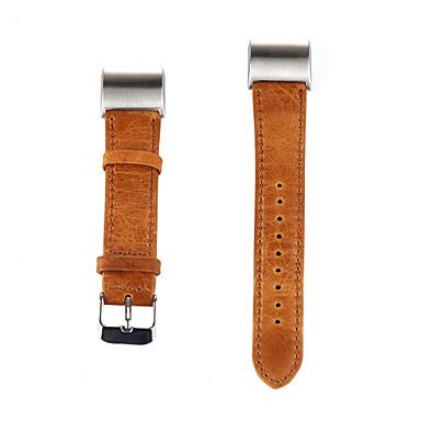 Watch Band için Fitbit Charge 2 Fitbit Klasik Toka Deri Döngü Deri Bilek Askısı
