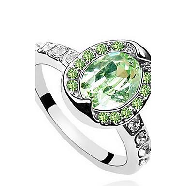 Γυναικεία Δαχτυλίδι Κοσμήματα Βασικό Euramerican Συνθετικοί πολύτιμοι λίθοι Κοσμήματα Κοσμήματα Για Πάρτι Ειδική Περίσταση
