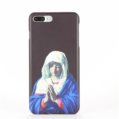 Pentru Model Maska Carcasă Spate Maska Desen animat Greu PC pentru AppleiPhone 7 Plus iPhone 7 iPhone 6s Plus iPhone 6 Plus iPhone 6s