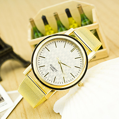 pentru Doamne Ceas Sport Ceas Elegant Ceas La Modă Ceas de Mână Chineză Quartz Aliaj Bandă Charm Casual Creative Multicolor Auriu