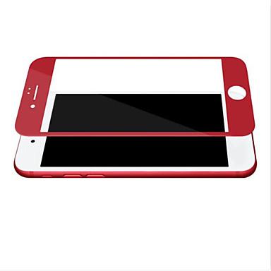 Screen Protector Apple na iPhone 7 Szkło hartowane 1 szt. Folia ochronna całej zabudowy Przeciwwybuchowy 2.5 D zaokrąglone rogi Twardość