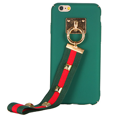 Varten DIY Etui Takakuori Etui Yksivärinen Kova PC varten Apple iPhone 7 Plus iPhone 7 iPhone 6s Plus iPhone 6 Plus iPhone 6s iPhone 6