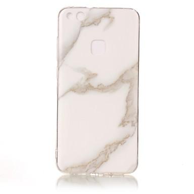 tok Για Huawei IMD Πίσω Κάλυμμα Μάρμαρο Μαλακή TPU για P10 Lite P10 P8 Lite (2017) Honor 8 Nova Huawei