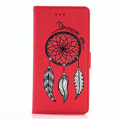 Maska Pentru Samsung Galaxy A5(2017) A3(2017) Titluar Card Portofel Cu Stand Întoarce Magnetic Model Embosat Carcasă Telefon Luciu
