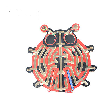 Ξύλινα παζλ Παζλ λαβύρινθου και ακολουθίας Τρισδιάστατα ξύλινα παζλ Μαγνητικοί λαβύρινθοι Εκπαιδευτικό παιχνίδι Παιχνίδια Μαγνητική