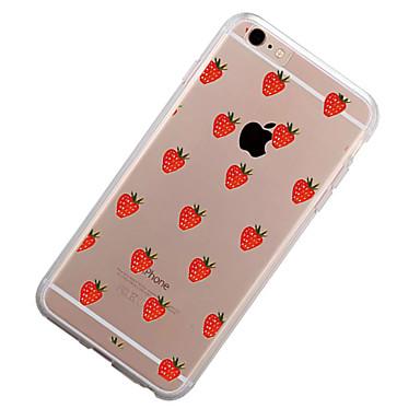 8 per 8 Apple Fantasia Morbido Transparente Custodia Per Plus retro X iPhone iPhone 8 Plus iPhone X disegno iPhone Per Frutta TPU 05746032 iPhone 0wq1wT