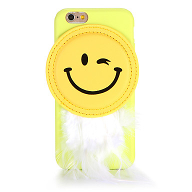 Για Με σχέδια Φτιάξτο Μόνος Σου tok Πίσω Κάλυμμα tok Κινούμενα σχέδια 3D Μαλακή TPU για AppleiPhone 7 Plus iPhone 7 iPhone 6s Plus iPhone