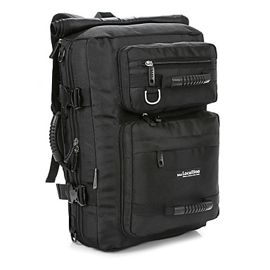 LOCAL LION 50 L sırt çantası Laptop Çantası Seyahat Duffel Kamp & Yürüyüş Avlanma Tırmanma Serbest Sporlar Bisiklete biniciliği /
