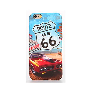 Varten Hehkuu pimeässä Koristeltu Kuvio Etui Takakuori Etui Sana / lause Pehmeä TPU varten AppleiPhone 7 Plus iPhone 7 iPhone 6s Plus