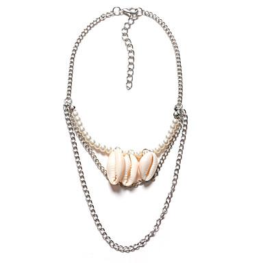 Damskie Bransoletki i łańcuszki na rękę Biżuteria Modny Bohemia Style Kamień szlachetny Stop Gold Silver Biżuteria Na Impreza 1szt