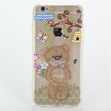 Varten Kuvio Etui Takakuori Etui Piirros Kova PC varten Apple iPhone 7 Plus iPhone 7 iPhone 6s Plus iPhone 6 Plus iPhone 6s iPhone 6