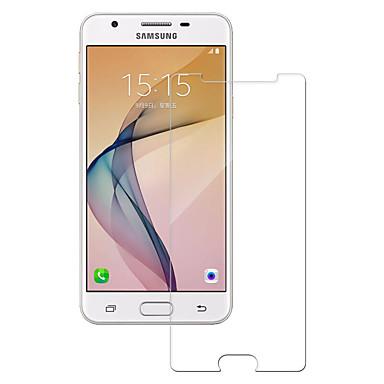 Προστατευτικό οθόνης Samsung Galaxy για J7 Prime Σκληρυμένο Γυαλί 1 τμχ Προστατευτικό μπροστινής οθόνης Κυρτό άκρο 2,5D Επίπεδο