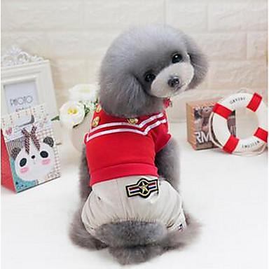 Pies Płaszcze Ubrania dla psów Urocza Księżniczka Black Czerwony