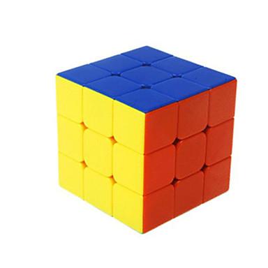 ο κύβος του Ρούμπικ Shengshou 3*3*3 Ομαλή Cube Ταχύτητα Μαγικοί κύβοι παζλ κύβος Αυτοκόλλητο με ομαλή επιφάνεια Τετράγωνο Δώρο Γιούνισεξ