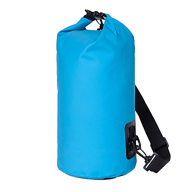 حقيبة السفر منظم أغراض السفر مقاوم للماء المحمول سريع جاف قابلة للطى مضاعف تخزين السفر إلى ملابس PVC / سادة الخارج