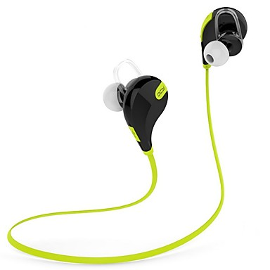 QCY QCY 7 Ασύρματη Ακουστικά Κεφαλής Πλαστική ύλη Ηλεκτρονικό Παιχνίδι Ακουστικά Με Έλεγχος έντασης ήχου Με Μικρόφωνο Απομόνωση θορύβου