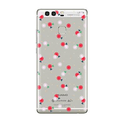 إلى شفاف نموذج غطاء غطاء خلفي غطاء رخام ناعم TPU إلى HuaweiHuawei P10 Plus Huawei P10 Lite Huawei P10 هواوي P9 Huawei P9 Lite Huawei P9