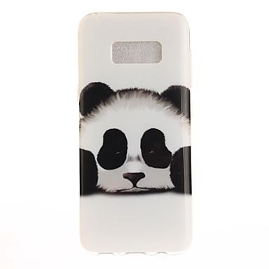 Maska Pentru Samsung Galaxy S8 Plus S8 IMD Model Carcasă Spate Animal Moale TPU pentru S8 S8 Plus S7 edge S7 S6 edge S6