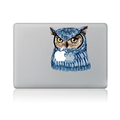 1 τμχ Προστασία από Γρατζουνιές Ζώο Πλαστικές διάφανες Αυτοκόλλητο Μοτίβο ΓιαMacBook Pro 15'' with Retina MacBook Pro 15 '' MacBook Pro