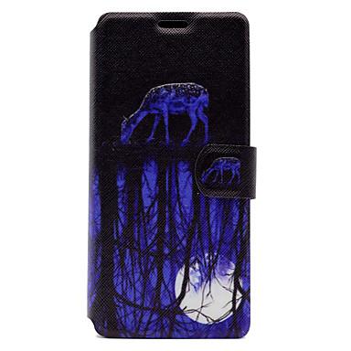 إلى حامل البطاقات مع حامل قلب نموذج مغناطيس غطاء كامل الجسم غطاء حيوان قاسي جلد اصطناعي إلى SonySony Xperia XA Sony Xperia C6 Ultra Sony