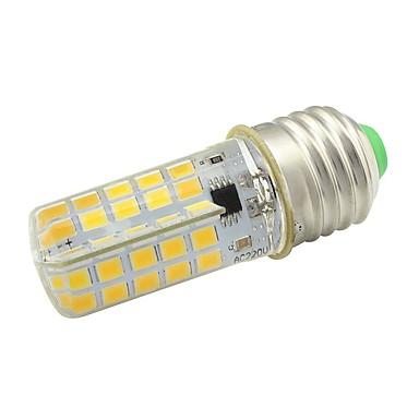 5W E27 LED-maissilamput T 80 SMD 5730 480 lm Lämmin valkoinen Kylmä valkoinen Koristeltu AC 220-240 V 1 kpl