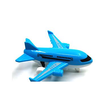Samochodziki do zabawy Pojazd nakręcany od tyłu Zabawki Samolot Plastikowy 1 Sztuk Dla dzieci Prezent