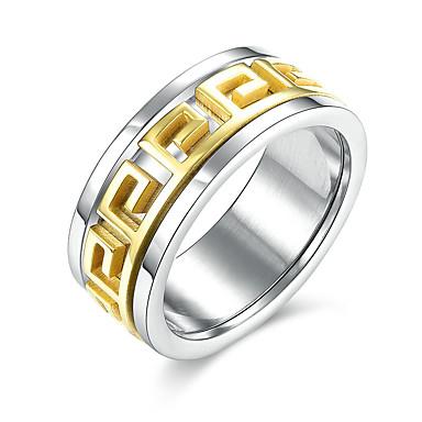 Kadın's Evlilik Yüzükleri Moda minimalist tarzı Gelin Titanyum Çelik Round Shape Mücevher Uyumluluk Düğün Parti Özel Anlar Doğumgünü