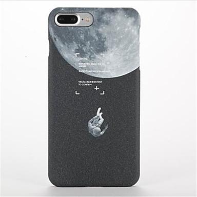 غطاء من أجل Apple iPhone 7 Plus iPhone 7 مثلج نموذج غطاء خلفي سماء منظر قاسي الكمبيوتر الشخصي إلى iPhone 7 Plus iPhone 7 iPhone 6s Plus
