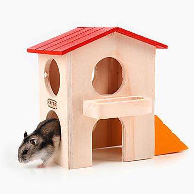 Tsintsillat Hamsteri Puu Kannettava Cosplay Juoksupyörät